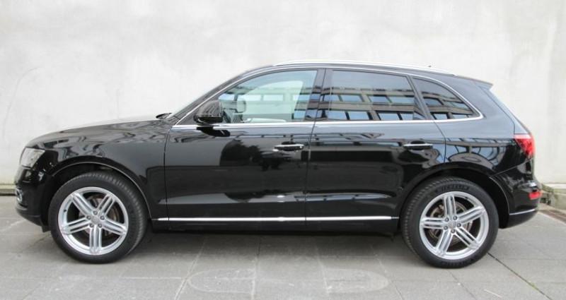 Audi Q5 avus 2.0 tfsi 230cv ii Noir occasion à Neuilly Sur Seine - photo n°7