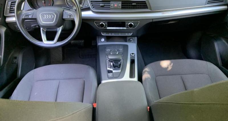 Audi Q5 Design Quattro 2.0 TDI 163 cv S-tronic 2ème Géneration Gris occasion à Meylan - photo n°2