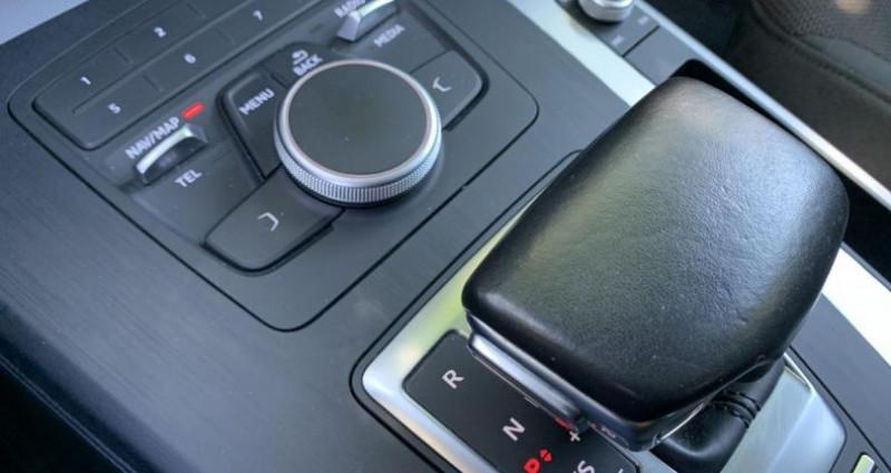 Audi Q5 Design Quattro 2.0 TDI 163 cv S-tronic 2ème Géneration Gris occasion à Meylan - photo n°5