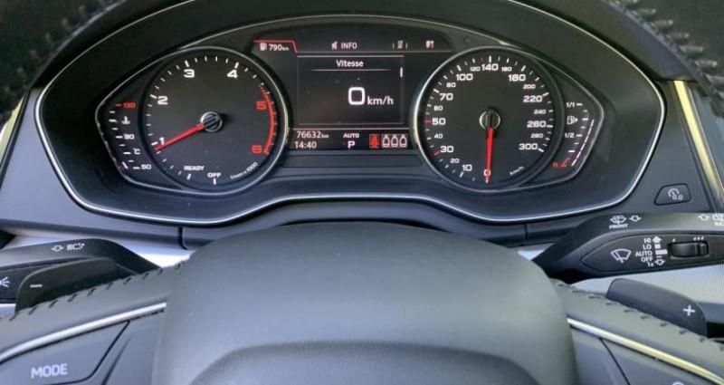 Audi Q5 Design Quattro 2.0 TDI 163 cv S-tronic 2ème Géneration Gris occasion à Meylan - photo n°7