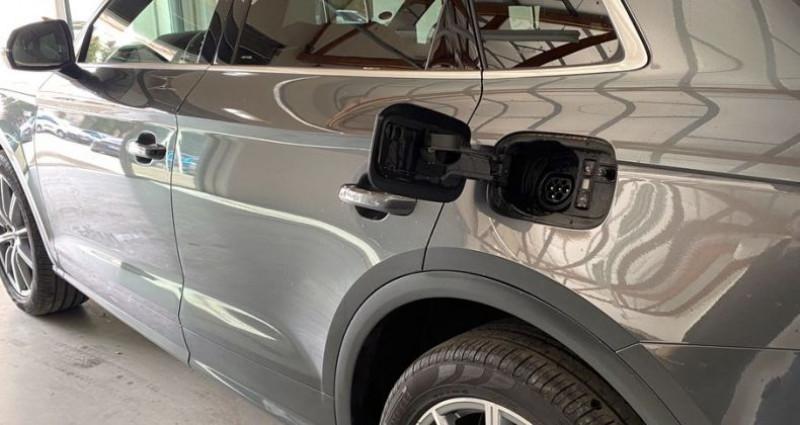 Audi Q5 Hybride rechargeable 55 TFSI 367 ch S-line 4×4  occasion à VALENCE - photo n°5