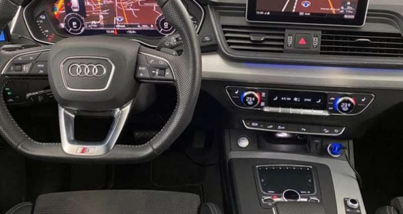 Audi Q5 Hybride rechargeable 55 TFSI 367 ch S-line 4×4  occasion à VALENCE - photo n°4