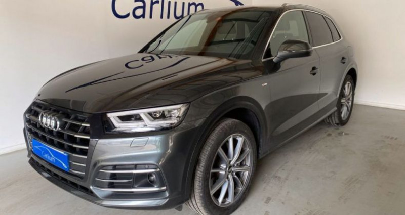 Audi Q5 Hybride rechargeable 55 TFSI 367 ch S-line 4×4  occasion à VALENCE