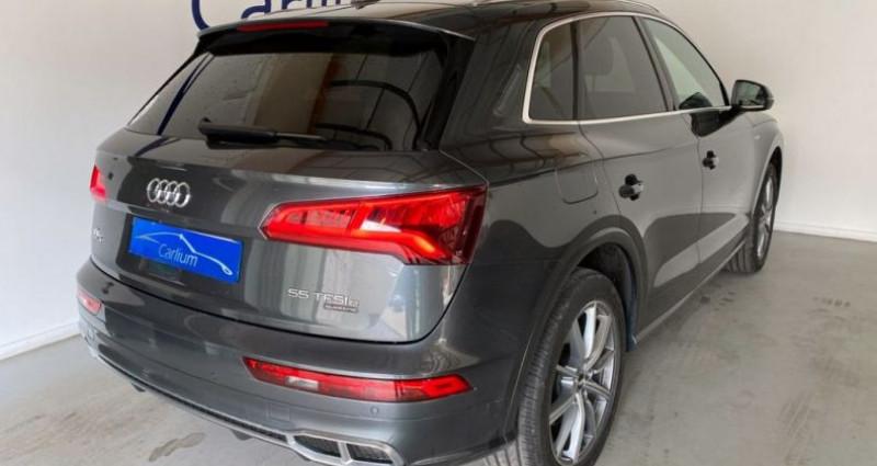 Audi Q5 Hybride rechargeable 55 TFSI 367 ch S-line 4×4  occasion à VALENCE - photo n°2