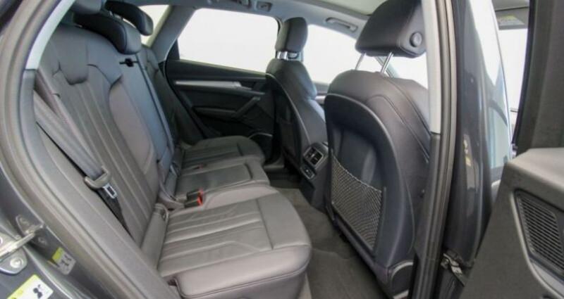 Audi Q5 II 2.0 TDI 190ch quattro S tronic 7 Gris occasion à Boulogne-Billancourt - photo n°6