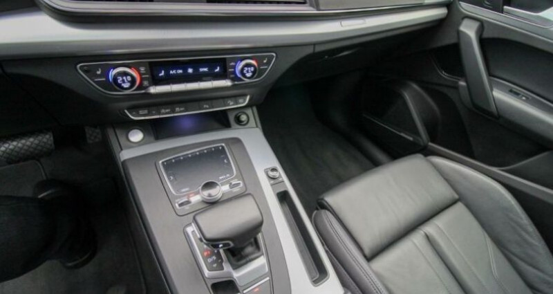 Audi Q5 II 2.0 TDI 190ch quattro S tronic 7 Gris occasion à Boulogne-Billancourt - photo n°7