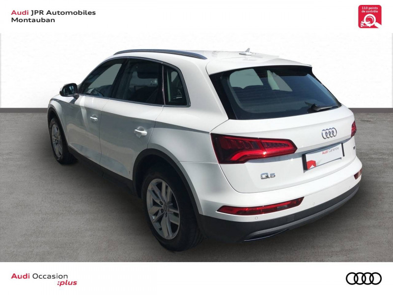 Audi Q5 Q5 2.0 TDI 150 Business Executive 5p  occasion à montauban - photo n°4
