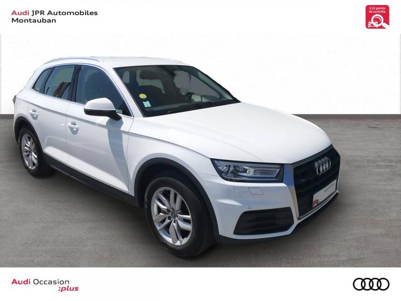 Audi Q5 Q5 2.0 TDI 150 Business Executive 5p  occasion à montauban - photo n°12