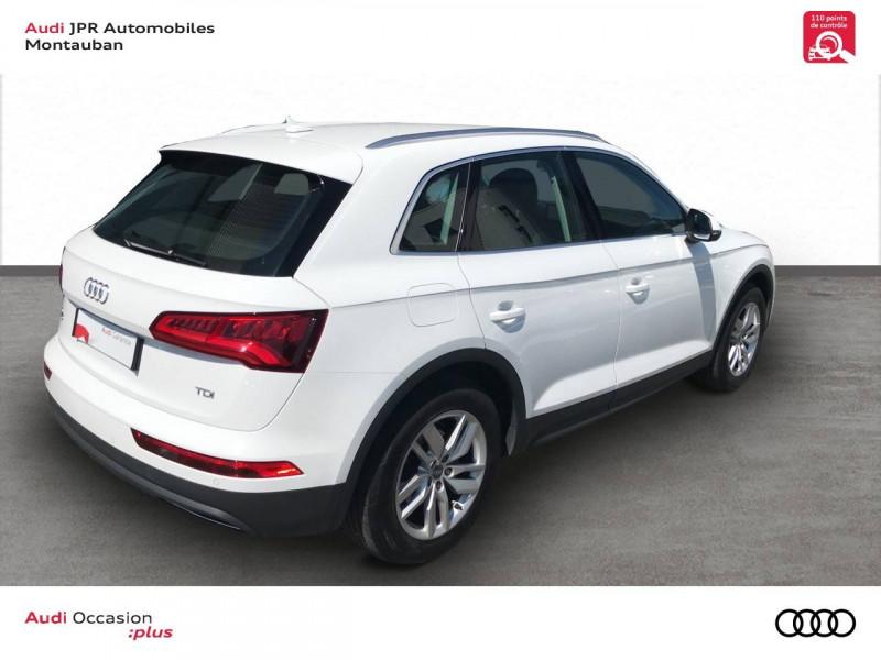 Audi Q5 Q5 2.0 TDI 150 Business Executive 5p  occasion à montauban - photo n°3