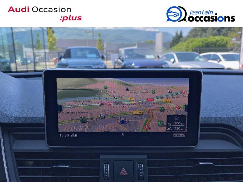 Audi Q5 Q5 2.0 TDI 190 Quattro S line 5p Blanc occasion à Échirolles - photo n°13