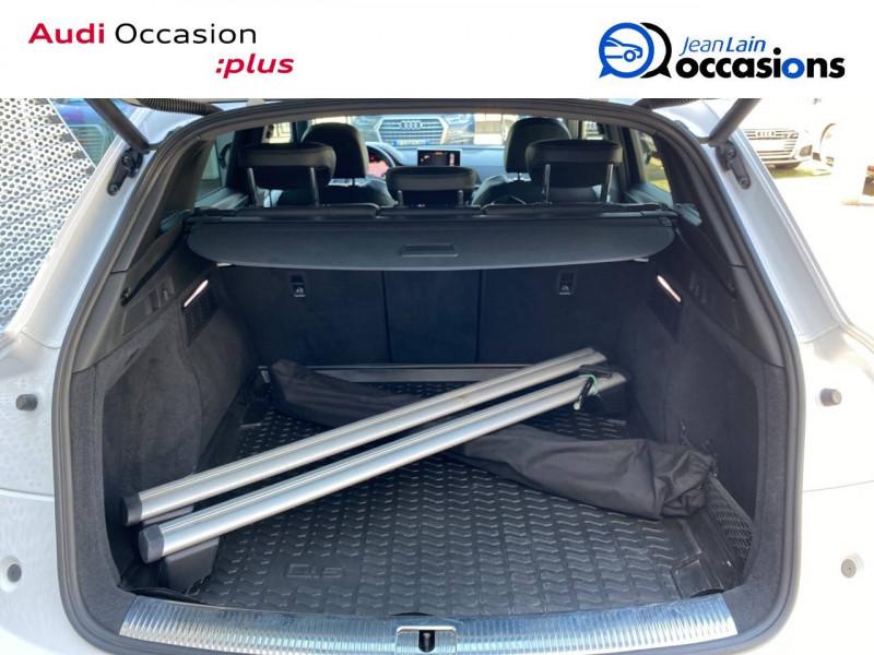 Audi Q5 Q5 2.0 TDI 190 Quattro S line 5p Blanc occasion à Échirolles - photo n°8