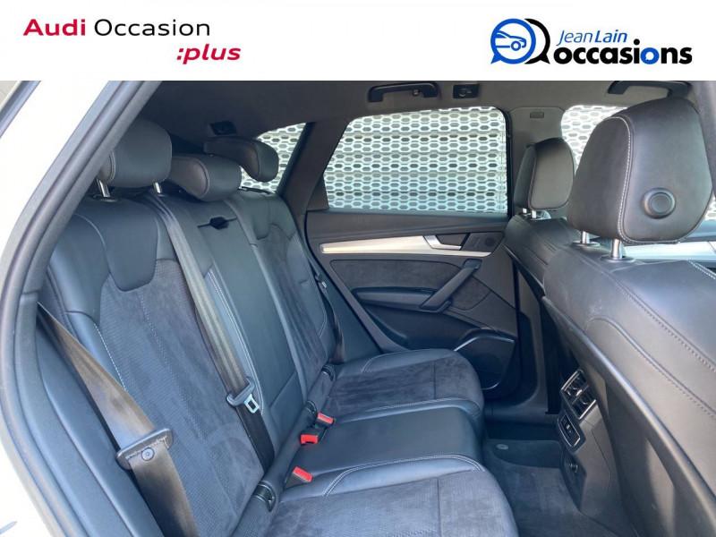 Audi Q5 Q5 2.0 TDI 190 Quattro S line 5p Blanc occasion à Échirolles - photo n°15