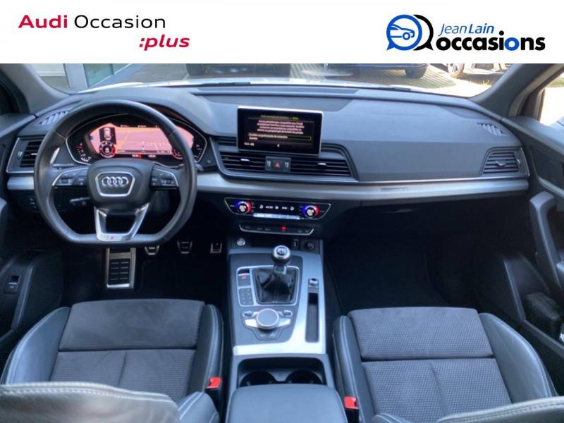 Audi Q5 Q5 2.0 TDI 190 Quattro S line 5p Blanc occasion à Échirolles - photo n°16