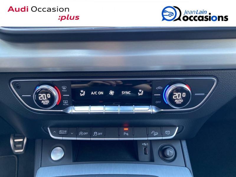 Audi Q5 Q5 2.0 TDI 190 Quattro S line 5p Blanc occasion à Échirolles - photo n°12