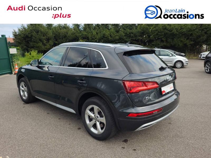 Audi Q5 Q5 2.0 TDI 190 S tronic 7 Quattro Design Luxe 5p  occasion à Cessy - photo n°7