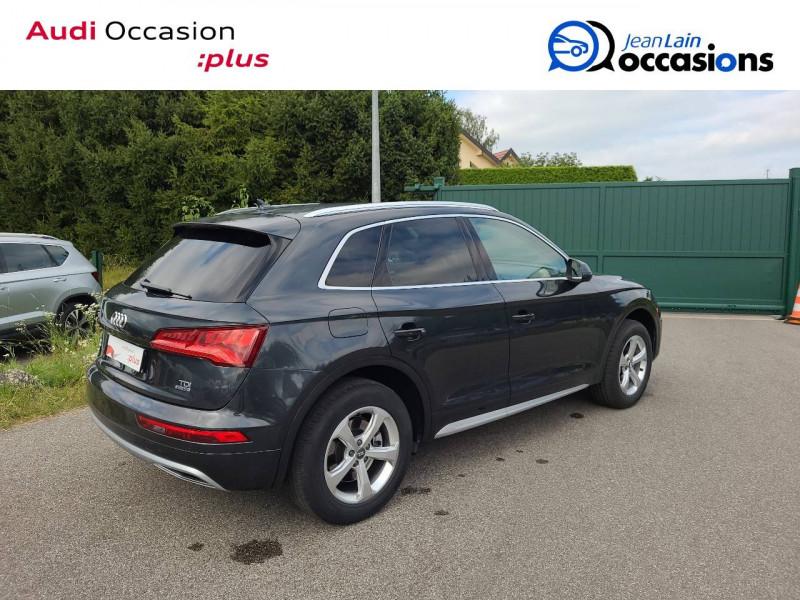 Audi Q5 Q5 2.0 TDI 190 S tronic 7 Quattro Design Luxe 5p  occasion à Cessy - photo n°5