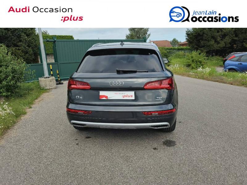 Audi Q5 Q5 2.0 TDI 190 S tronic 7 Quattro Design Luxe 5p  occasion à Cessy - photo n°6