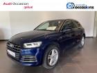 Audi Q5 Q5 55 TFSI e 367 S tronic 7 Quattro S line 5p Bleu à Échirolles 38