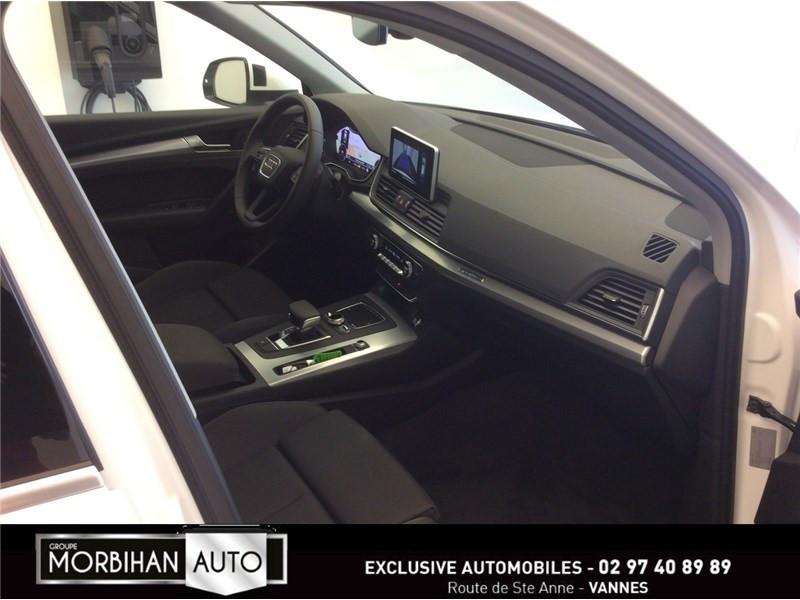 Audi Q5 Q5 55 TFSI e 367 S tronic 7 Quattro  occasion à Vannes - photo n°6