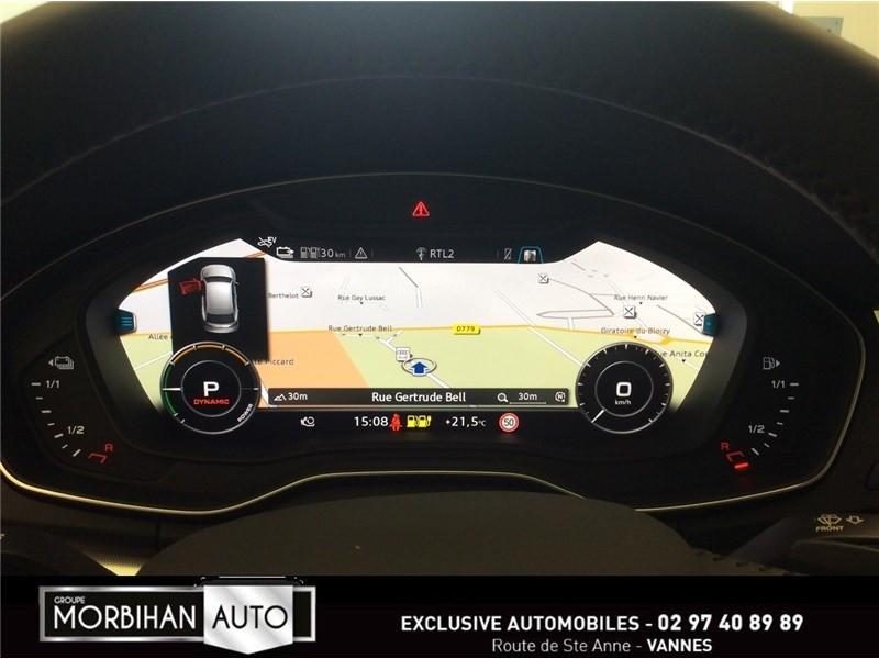 Audi Q5 Q5 55 TFSI e 367 S tronic 7 Quattro  occasion à Vannes - photo n°15