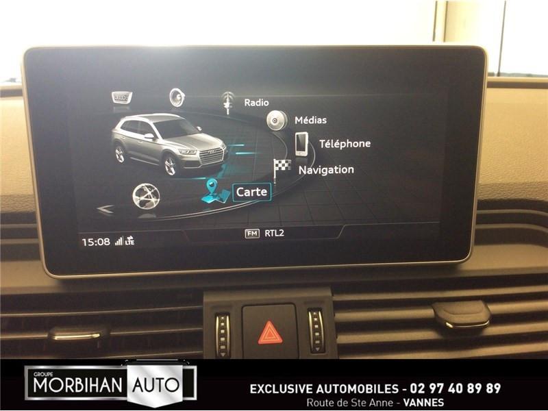 Audi Q5 Q5 55 TFSI e 367 S tronic 7 Quattro  occasion à Vannes - photo n°14
