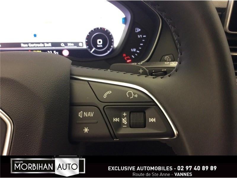 Audi Q5 Q5 55 TFSI e 367 S tronic 7 Quattro  occasion à Vannes - photo n°16