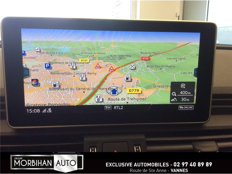 Audi Q5 Q5 55 TFSI e 367 S tronic 7 Quattro  occasion à Vannes - photo n°13