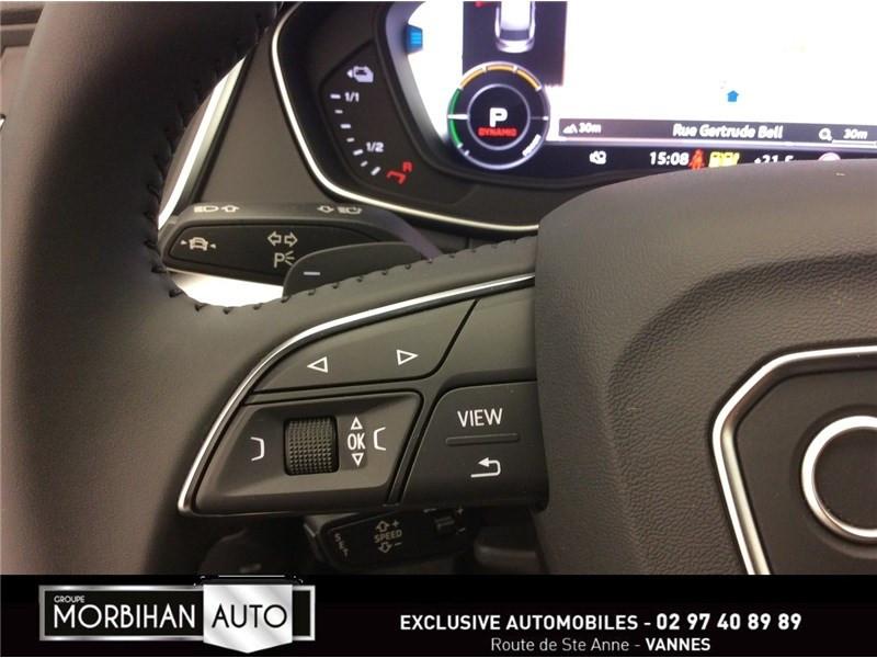 Audi Q5 Q5 55 TFSI e 367 S tronic 7 Quattro  occasion à Vannes - photo n°17