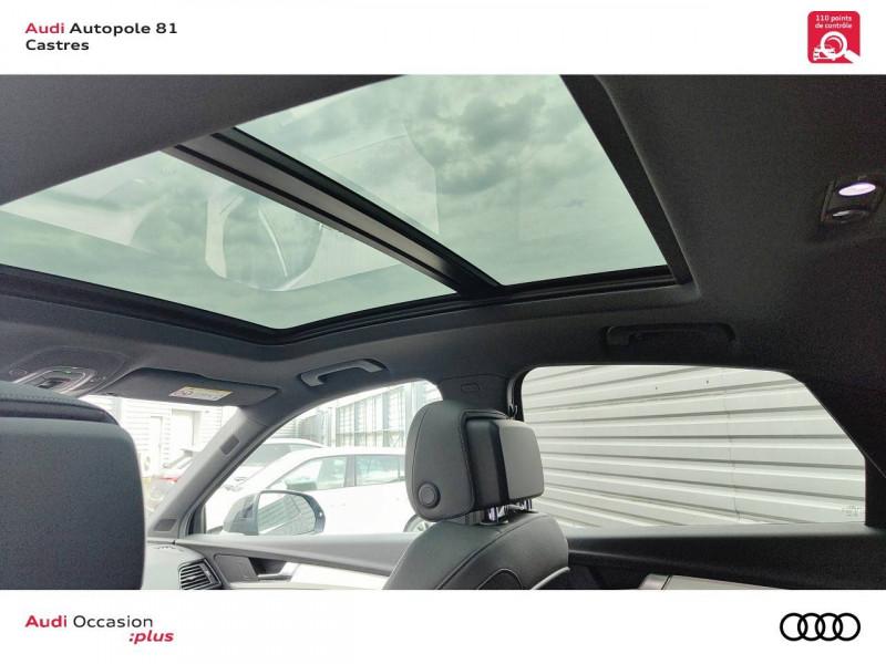 Audi Q5 Q5 Sportback 40 TDI 204 S tronic 7 Quattro S line 5p Gris occasion à Castres - photo n°7