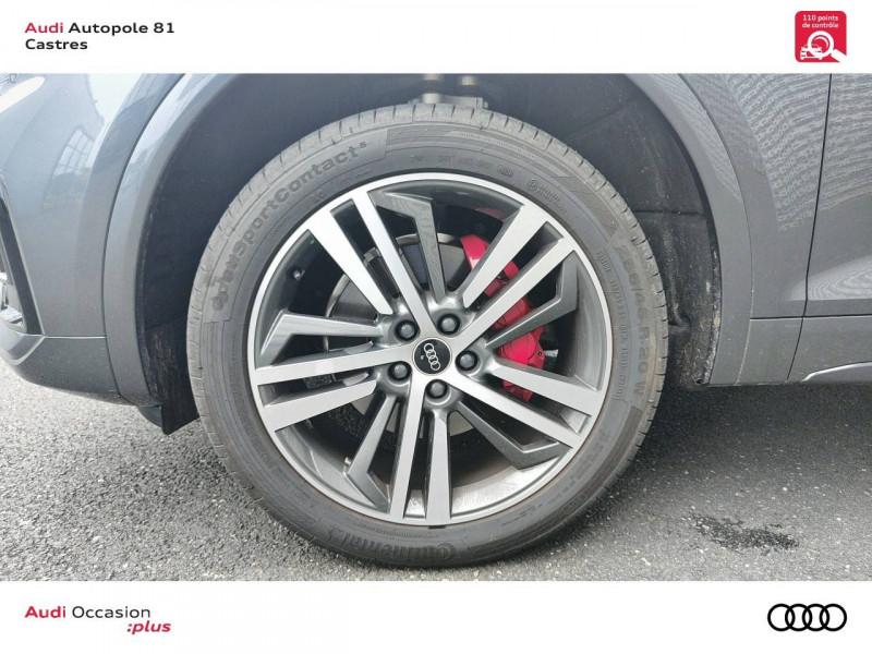 Audi Q5 Q5 Sportback 40 TDI 204 S tronic 7 Quattro S line 5p Gris occasion à Castres - photo n°9