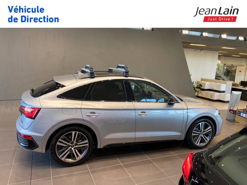 Audi Q5 Q5 Sportback 40 TDI 204 S tronic 7 Quattro S line 5p  occasion à Ville-la-Grand - photo n°4