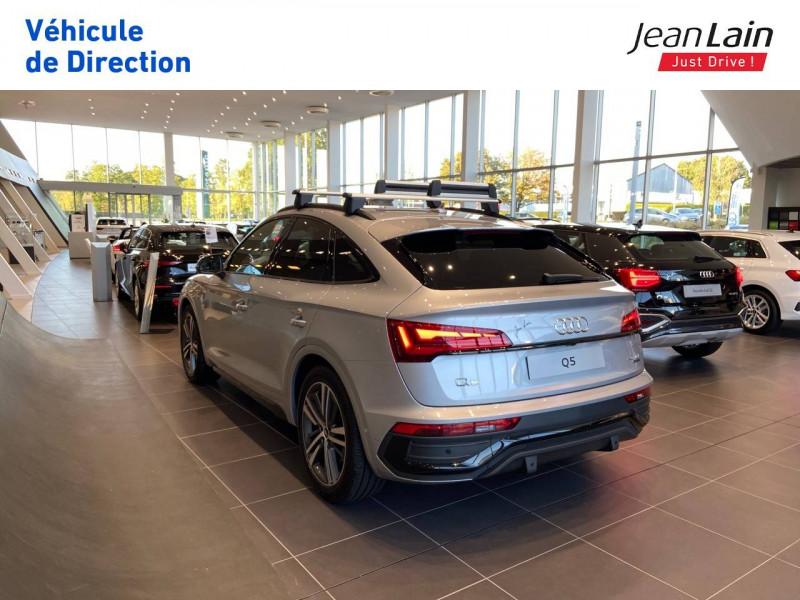 Audi Q5 Q5 Sportback 40 TDI 204 S tronic 7 Quattro S line 5p  occasion à Ville-la-Grand - photo n°7