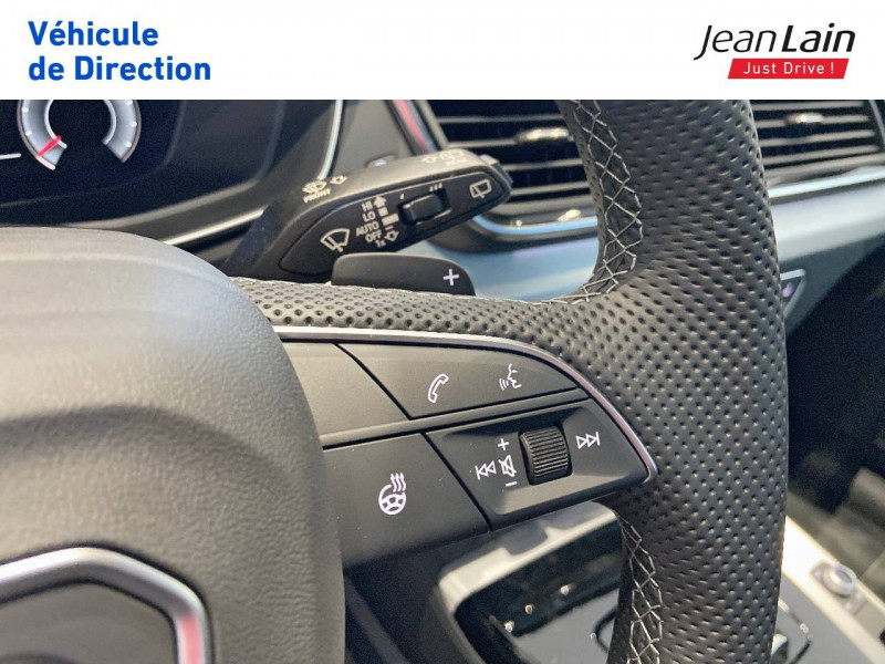 Audi Q5 Q5 Sportback 40 TDI 204 S tronic 7 Quattro S line 5p  occasion à Ville-la-Grand - photo n°16