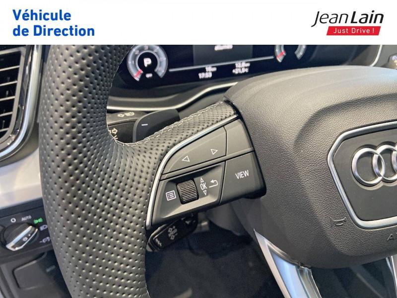 Audi Q5 Q5 Sportback 40 TDI 204 S tronic 7 Quattro S line 5p  occasion à Ville-la-Grand - photo n°12