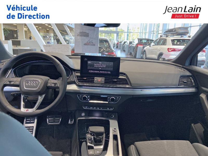 Audi Q5 Q5 Sportback 40 TDI 204 S tronic 7 Quattro S line 5p  occasion à Ville-la-Grand - photo n°18