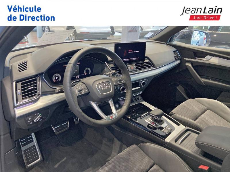 Audi Q5 Q5 Sportback 40 TDI 204 S tronic 7 Quattro S line 5p  occasion à Ville-la-Grand - photo n°11