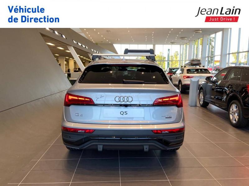 Audi Q5 Q5 Sportback 40 TDI 204 S tronic 7 Quattro S line 5p  occasion à Ville-la-Grand - photo n°6