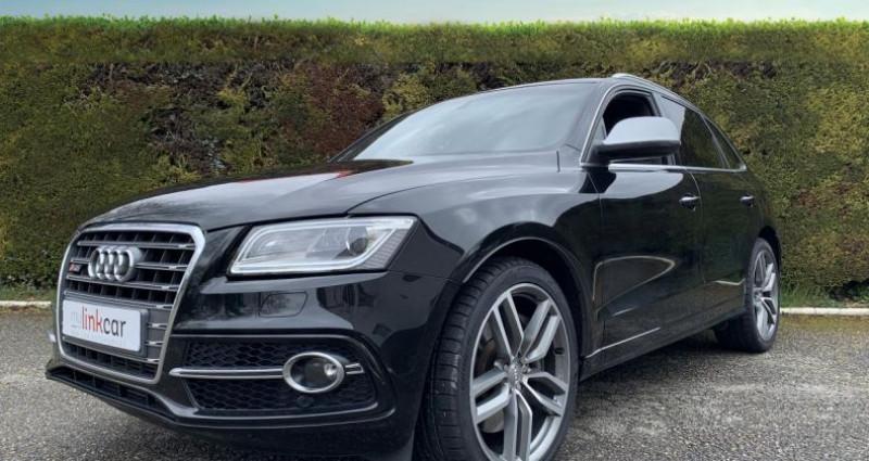 Audi Q5 S3.0 BiTurbo 313cv Tiptronic Noir occasion à Meylan - photo n°3