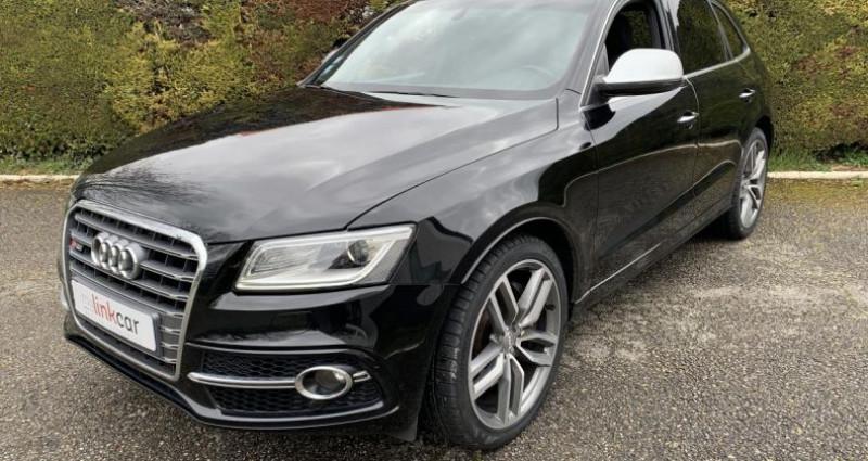 Audi Q5 S3.0 BiTurbo 313cv Tiptronic Noir occasion à Meylan