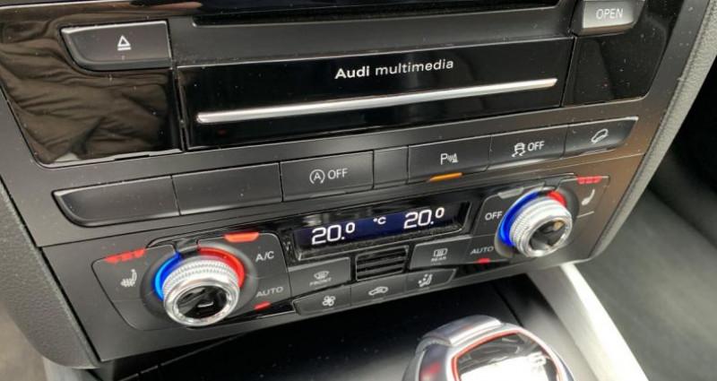 Audi Q5 S3.0 BiTurbo 313cv Tiptronic Noir occasion à Meylan - photo n°7