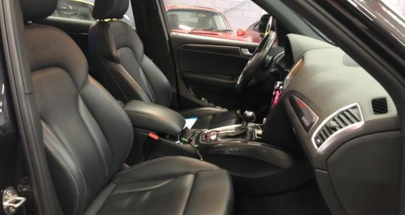 Audi Q5 sq5 3.0 tdi cr quattro  occasion à Brie-Comte-Robert - photo n°5