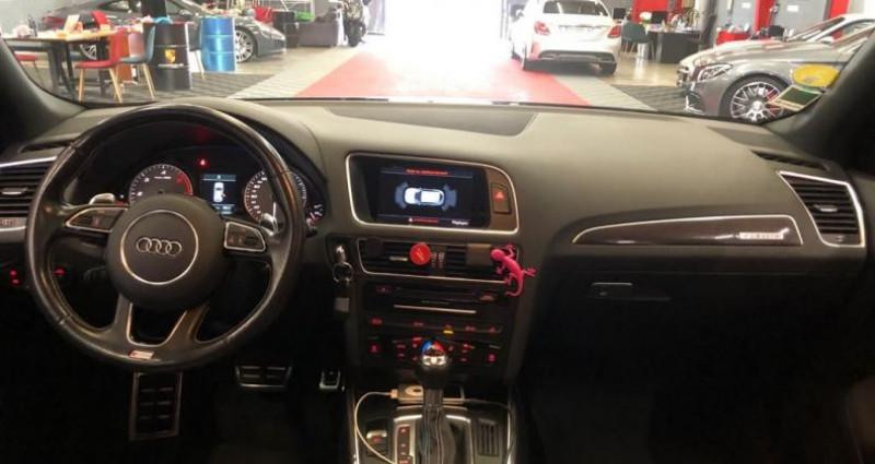 Audi Q5 sq5 3.0 tdi cr quattro  occasion à Brie-Comte-Robert - photo n°4