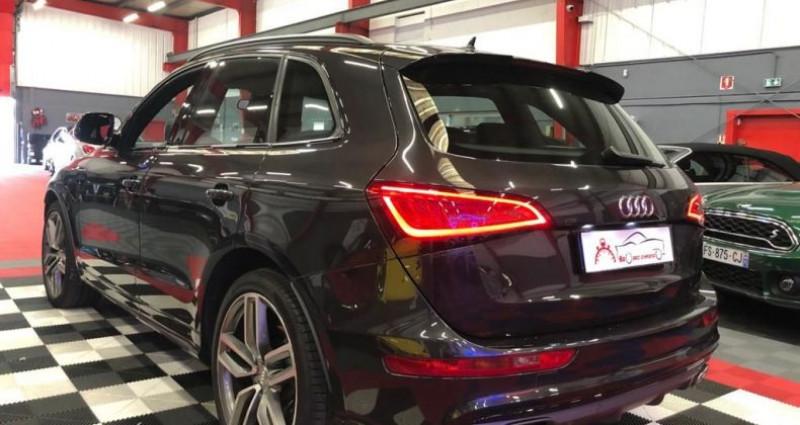 Audi Q5 sq5 3.0 tdi cr quattro  occasion à Brie-Comte-Robert - photo n°3
