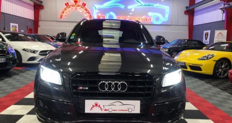 Audi Q5 sq5 3.0 tdi cr quattro  occasion à Brie-Comte-Robert