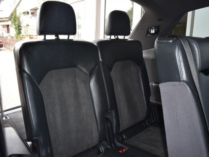 Audi Q7 3.0 TDI Quattro 272 7 places Gris occasion à Beaupuy - photo n°6