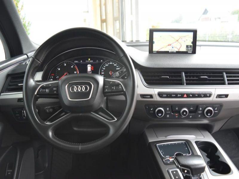 Audi Q7 3.0 TDI Quattro 272 7 places Gris occasion à Beaupuy - photo n°2