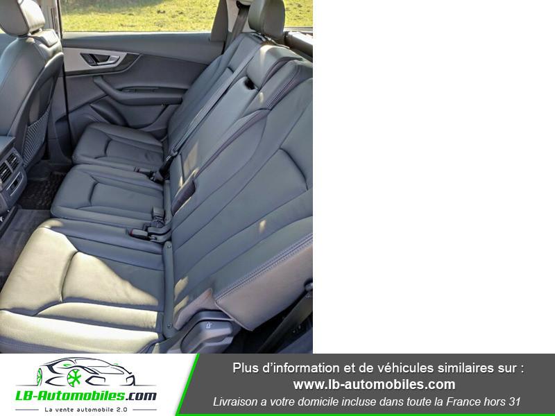 Audi Q7 3.0 TDI Noir occasion à Beaupuy - photo n°8