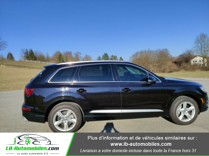 Audi Q7 3.0 TDI Noir occasion à Beaupuy - photo n°6