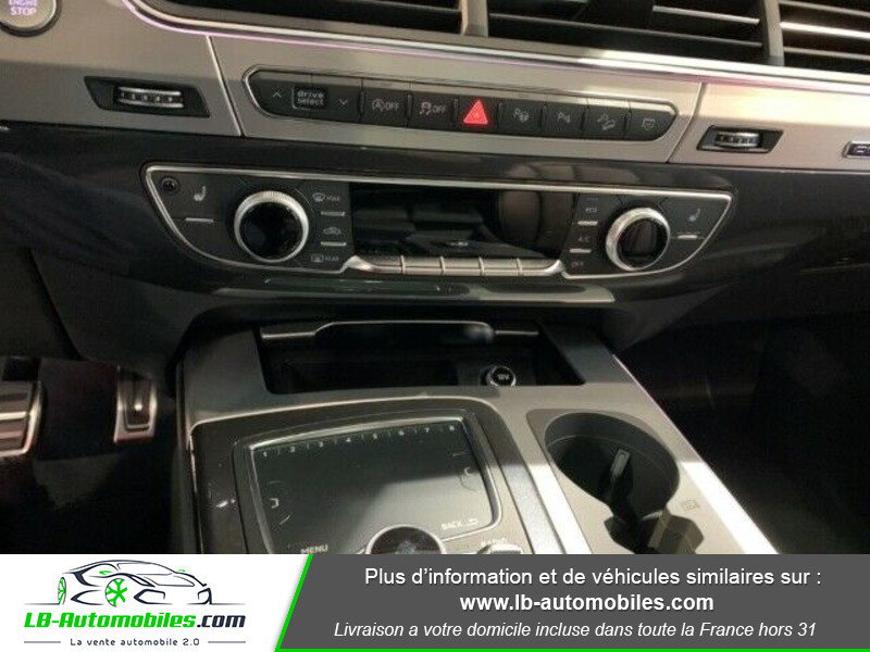 Audi Q7 3.0 TDI Gris occasion à Beaupuy - photo n°8
