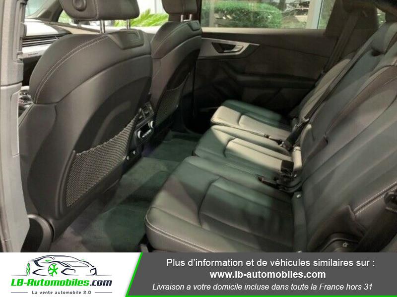 Audi Q7 3.0 TDI Gris occasion à Beaupuy - photo n°9
